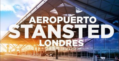 Londres-Stansted El aereopuerto de las aerolíneas de bajo coste