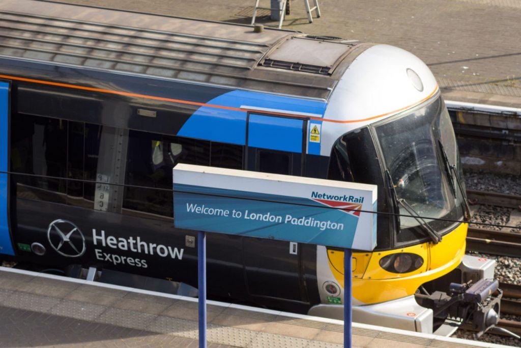 Heathrow Express un método fácil para visitantes