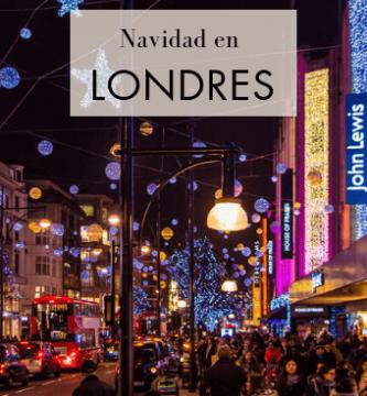 Maginas, fantásticas e inolvidables navidades en Londres.